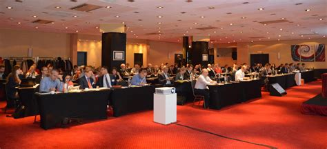 Packed Rooms by Resyntex Featured At The Conference Innovating For