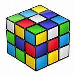 Cube Rubik Icon Cubo Rubiks Asset Icons