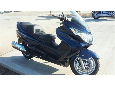 2007 Suzuki Burgman 400 by Suzuki Burgman 400 For Sale Used Motorcycles On Buysellsearch