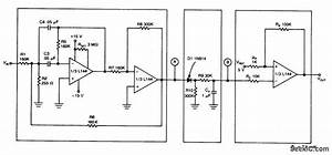 Tone Detector - Measuring And Test Circuit