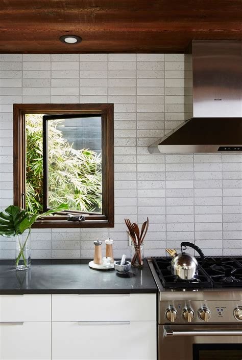 backsplash image of modern kitchen backsplash tiles