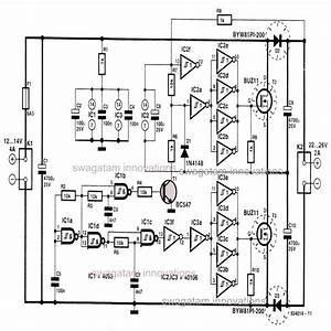 Simple Dc To Dc High Current Voltage Doubler Circuit