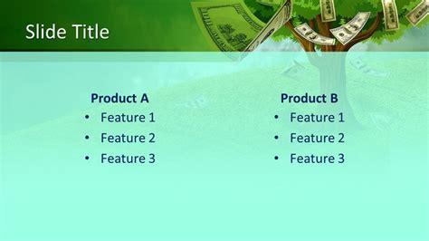 money tree powerpoint template  powerpoint