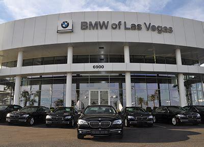 Dealership Las Vegas by Bmw Taps Into Luxury And Mid Price Sedan Market
