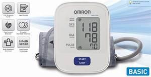 Omron Blood Pressure Monitor Hem7120