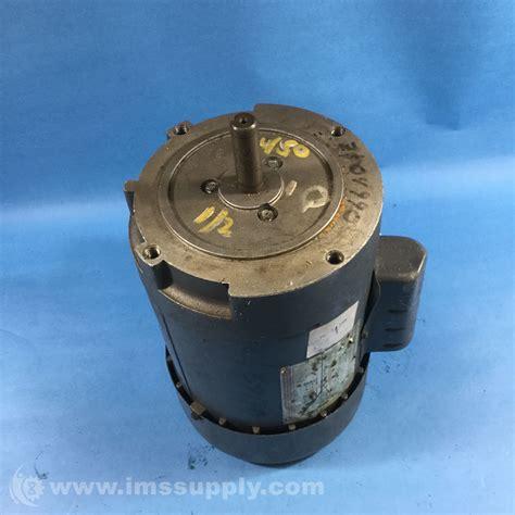 Century Electric Motors 8-165025-01 1/2HP J56C Frame Motor - IMS Supply