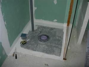 Etancheite Douche Italienne : douche a l italienne notre maison mikit ~ Premium-room.com Idées de Décoration