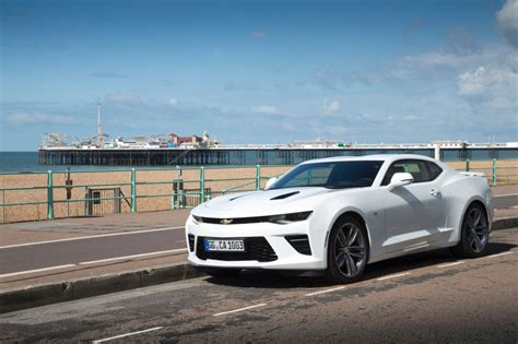 The Chevrolet Camaro Is Now On Sale In The Uk Evo
