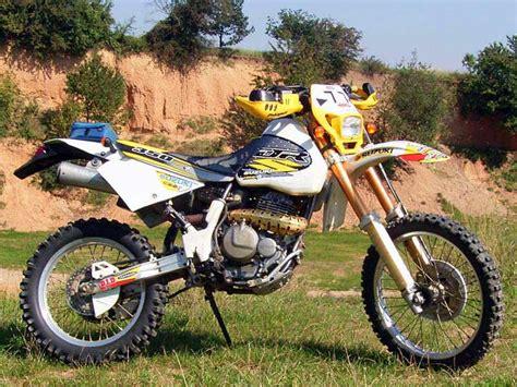 suzuki dr 350 moto gelnar