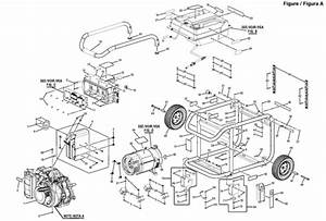 Ridgid Rd905712b Generator Parts And Accessories