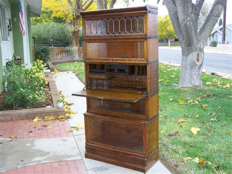 Beautiful Bookcases For Sale by Antique Lawyer Barrister Bookcases For Sale Antique