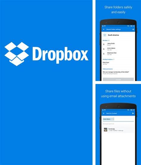 dropbox app for android android sync apps free sync programs for android