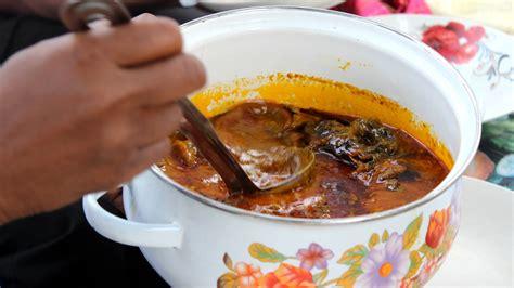 cuisine ivoiriene cuisine ivoirienne comment préparer la sauce graine