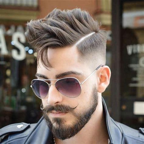 sexiest comb  haircuts  men october