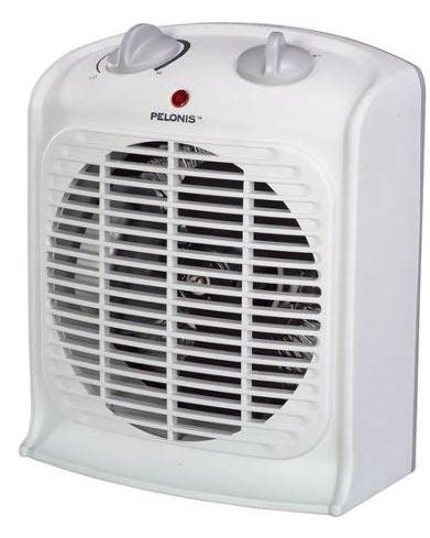 big lots fans on sale pelonis fan forced heater with thermostat just 14 99 reg