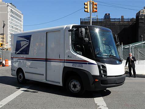 New Postal Truck by Cheap Truckss Usps New Trucks