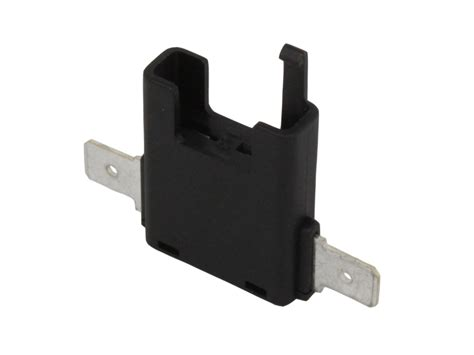 Std Blade Fuse Holder With Retaining Clip Volt Planet