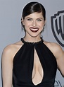 ALEXANDRA DADDARIO at Instyle and Warner Bros Golden ...