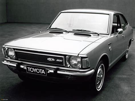 1970 Toyota Corolla  Information And Photos Momentcar