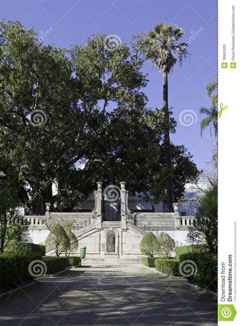 Botanischer Garten Coimbra botanischer garten in coimbra lizenzfreies stockfoto