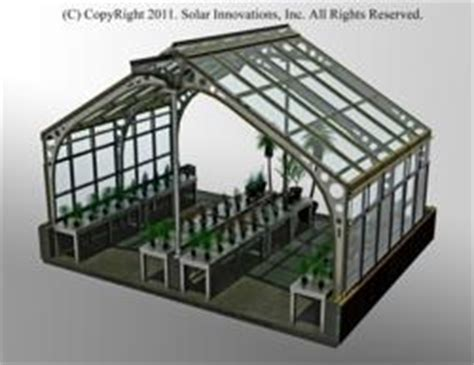 greenhouse truss