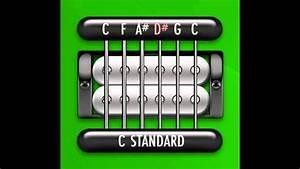 C How To : perfect guitar tuner c standard c f a d g c youtube ~ A.2002-acura-tl-radio.info Haus und Dekorationen