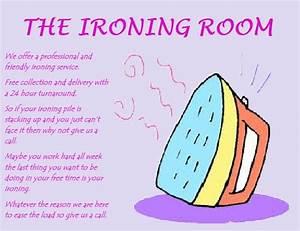 THE IRONING ROOM Ironing Service