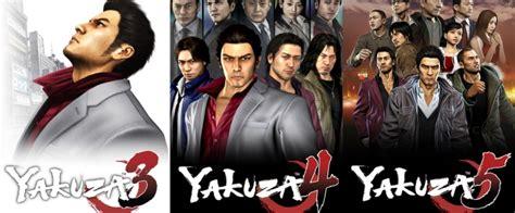 yakuza    remasters coming  ps yakuza  coming