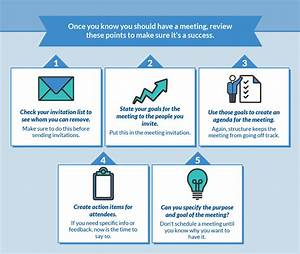Your Guide To Reducing And Improving Meetings  Infographic