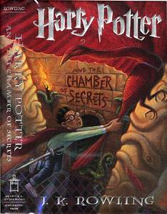 U2018harry Potter And The Chamber Of Secretsu2019 New Illustrated