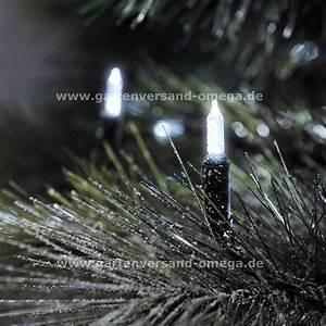 Weihnachtsdekoration Für Den Garten : led minilichterkette f r den garten wetterfeste led lichterkette energiesparende lichterkette ~ Markanthonyermac.com Haus und Dekorationen