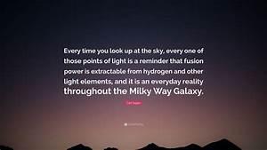 Carl Sagan Quot... Fusion Energy Quotes
