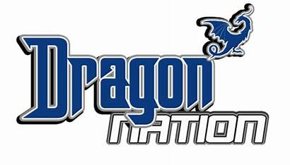 Dragon Dragons Warren Central Logos Nation County