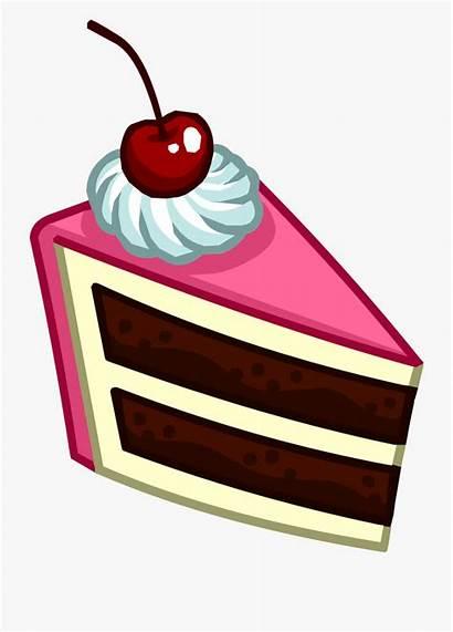 Slice Cake Clipart Icon Piece Clip Cartoon