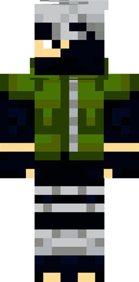 kakashi hatake skin minecraft skins