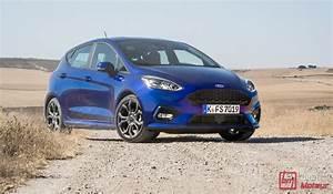 Ford Fiesta St Line Moteur : essai ford fiesta 7 versatile mais r ussie ~ Medecine-chirurgie-esthetiques.com Avis de Voitures
