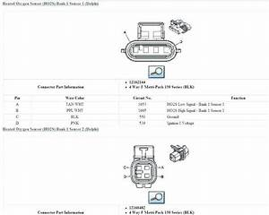 Kd 5458  Hyundai Oxygen Sensor Wire Diagram 4 Schematic