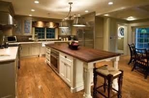 Fancy Kitchen Islands Traditional Kitchen With Charm And Plain Fancy Cabinetry