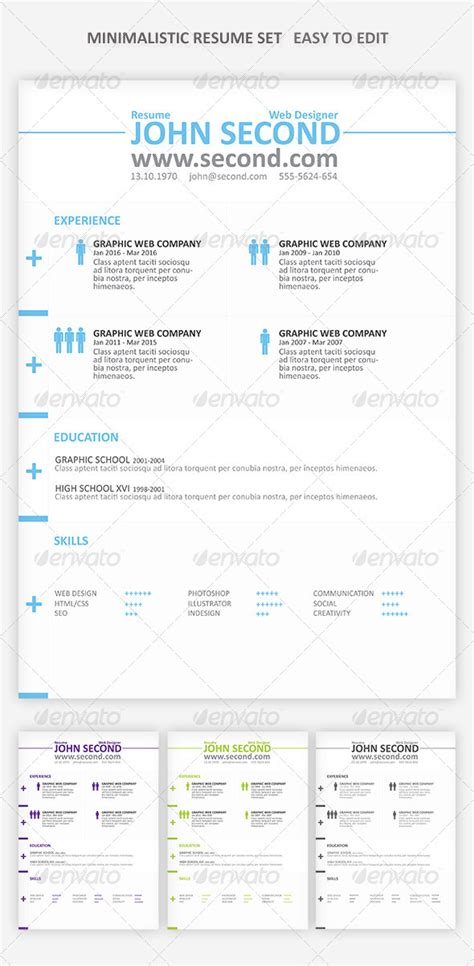 3939 modern resume templates modern cv resume template 3939