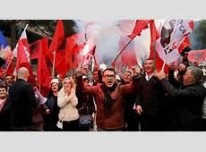 Unit of Threat Albania Blackmails EU, Threatens
