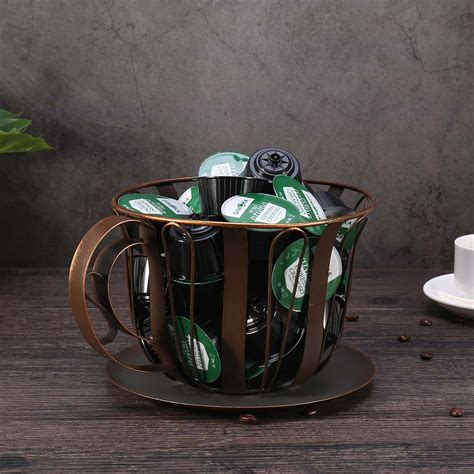 Then this post is perfect for you too! Best and cheap brown Brown Coffee Pod Container Espresso Pod Holder Coffee Mug Storage Basket ...