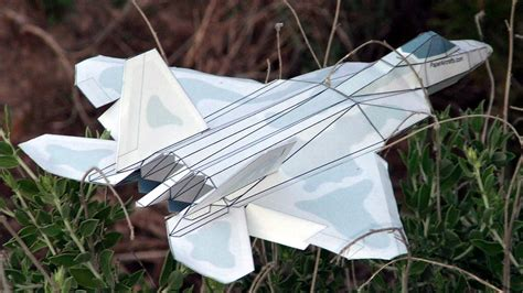 paper airplane  model youtube