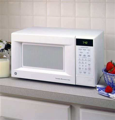 ge compact  cuft capacity  watt microwave oven jewy ge appliances