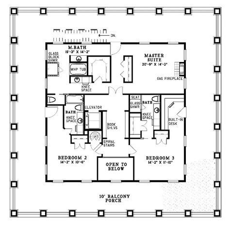 southern plantation floor plans southern living plantation house plans layout design