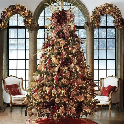 elegant christmas trees ideas  pinterest