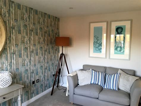 Decorating Ideas For New Builds by Show Home Decoration West Sussex New Build Development