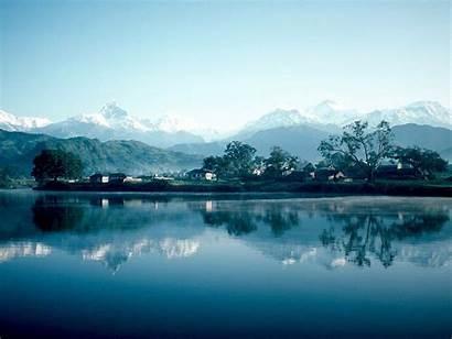 Pokhara Phewa Lake Wallpapers