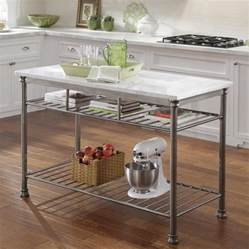 Kitchen Islands At Lowes Shop Home Styles 52 In L X 25 In W X 36 In H Gray Industrial Prep Tables At Lowes