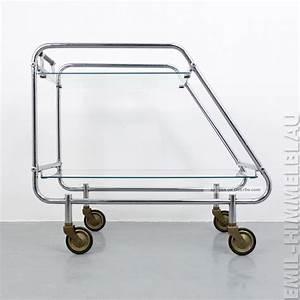 Barwagen Art Deco : servierwagen barwagen beistelltisch vintage bauhaus glas chrom art deco ~ Sanjose-hotels-ca.com Haus und Dekorationen