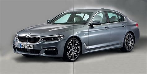 Bmw Serie 5 by Photo Gallery 2017 Bmw 5 Series Leaked Throttle Blips